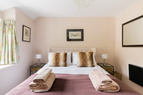 Bedroom - Nortons cottage
