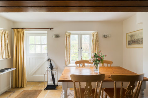 Cottage Entrance door - Nortons