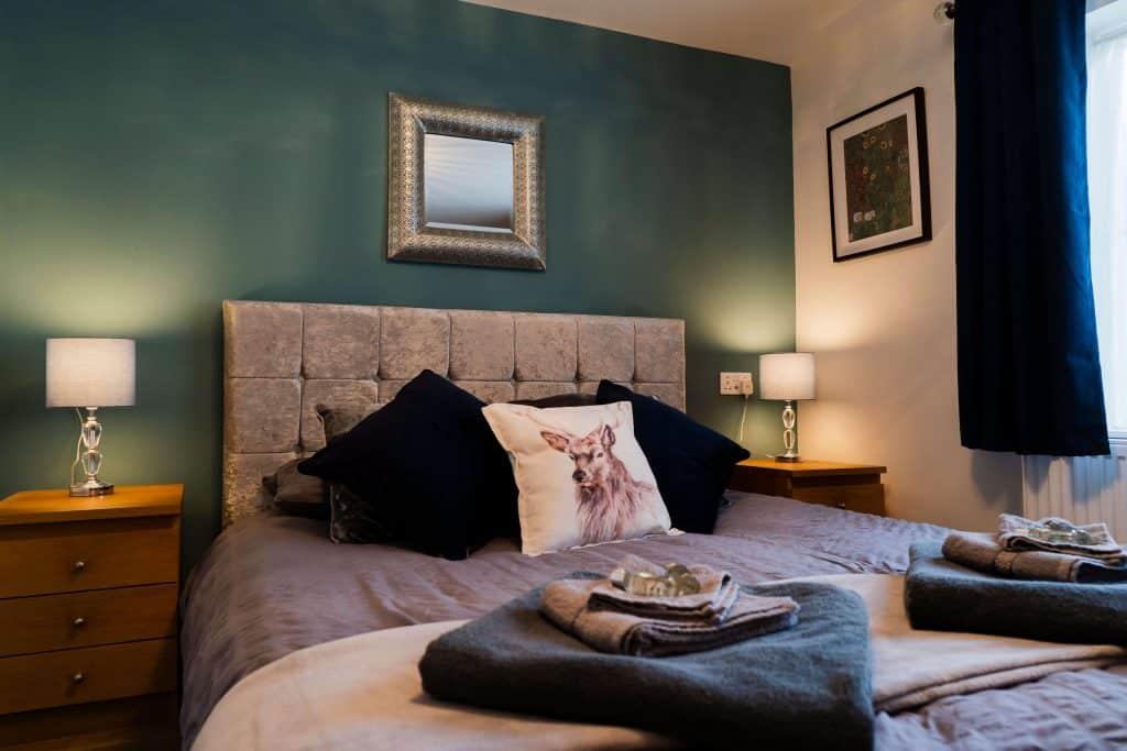 Orchard Barn Bedroom