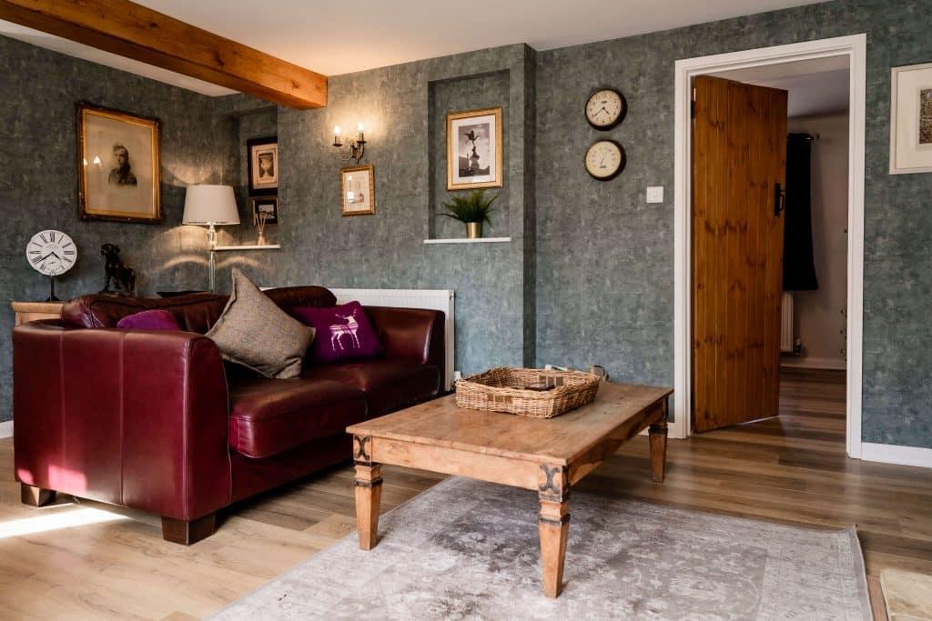Orchard Barn Living Room
