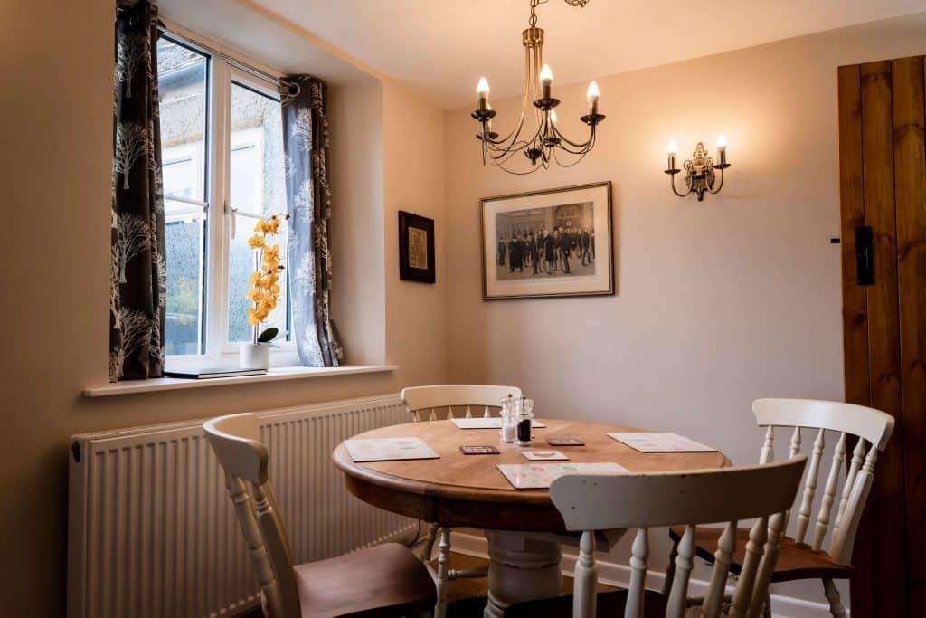 Orchard Barn Dining Room
