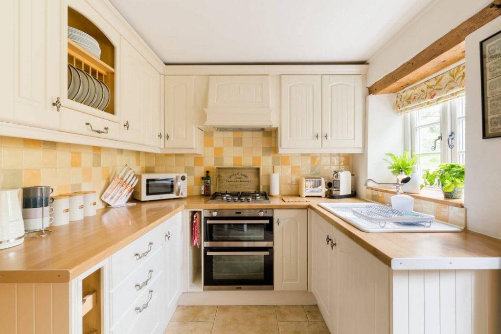 Norton's Lodge Kitchen